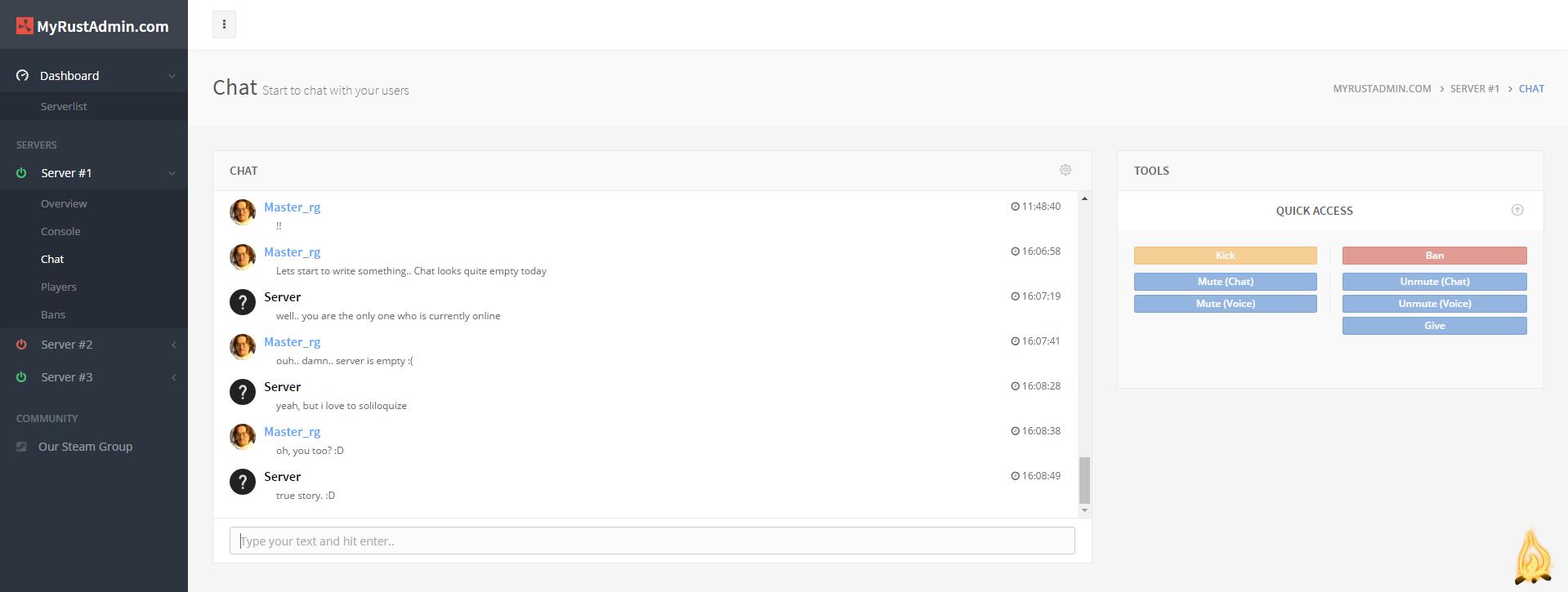 Server-Chat
